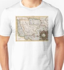 Middle East - Mercator - 1584 T-Shirt