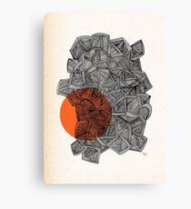 - paradox - Canvas Print