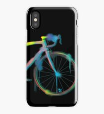 Road Bike GFX iPhone Case/Skin