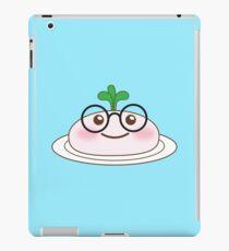clever radish iPad Case/Skin
