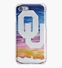 University of Oklahoma  iPhone Case/Skin