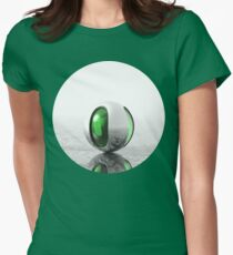 Extraterrestrial Women's Fitted T-Shirt