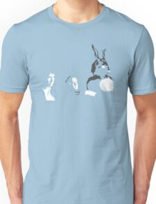 donnie , gretchen , frank Unisex T-Shirt