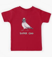 Super Coo Kids Tee