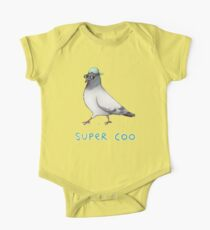 Super Coo Short Sleeve Baby One-Piece