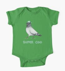 Super Coo One Piece - Short Sleeve