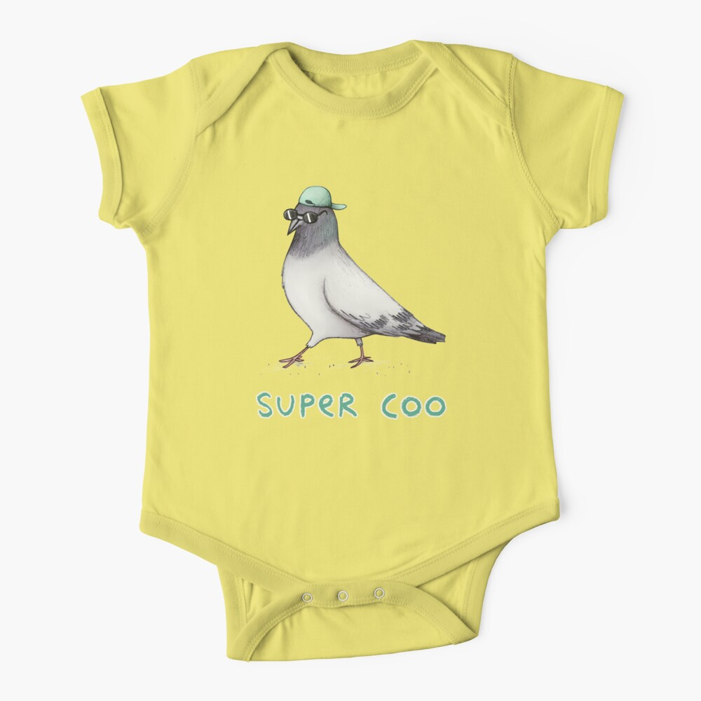 Super Coo Baby One-Piece