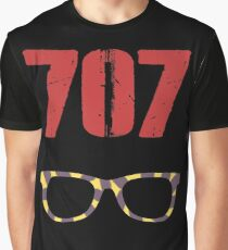 707 , Mystic Messenger Collection Graphic T-Shirt