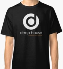 Deep House Music DJ Love the Beats Classic T-Shirt