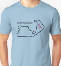 The Silverstone Circuit Unisex T-Shirt