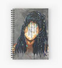 Naturally XXV Spiral Notebook
