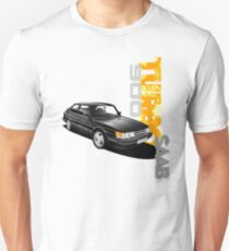 Saab 900 turbo T-shirt Graphic Unisex T-Shirt
