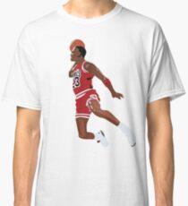 MJ Sticker Classic T-Shirt