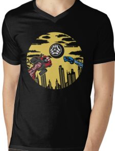 Rocket League Video Game Inspired Gifts Mens V-Neck T-Shirt