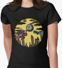Rocket League Video Game Inspired Gifts Womens Fitted T-Shirt