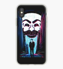Mr Robot iPhone-Hülle & Cover
