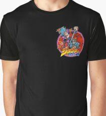 Giornio & Mista's Bizarre Adventures Graphic T-Shirt