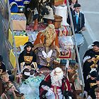 The Three Kings at the parade by Ralph Goldsmith
