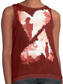 Secret Lovers Meet Contrast Tank