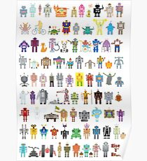 Rise of the Robots Poster