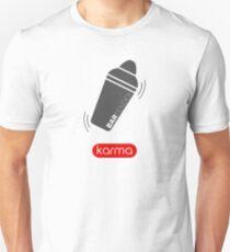 Karma Bartender Barkeeper Bar T-Shirt