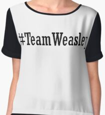 Team Weasley Chiffon Top