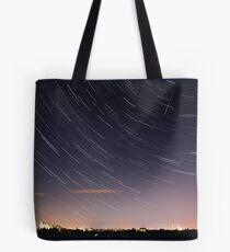 Bolsa de tela Rastros de la estrella / Lluvia de meteoros Perseidas