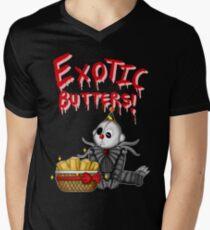 Ennard's Exotic Butters Men's V-Neck T-Shirt