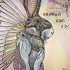 Carmen Can Fly by Jen Walls