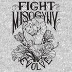 Fight Misogyny by Sparrowhart