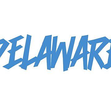 University of Delaware Artwork by katedylan