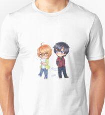 Love Stage! Chibi Izumi and Ryouma T-Shirt