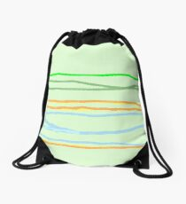 20170110 Pattern no. 9 Drawstring Bag