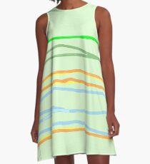 20170110 Pattern no. 10 A-Line Dress