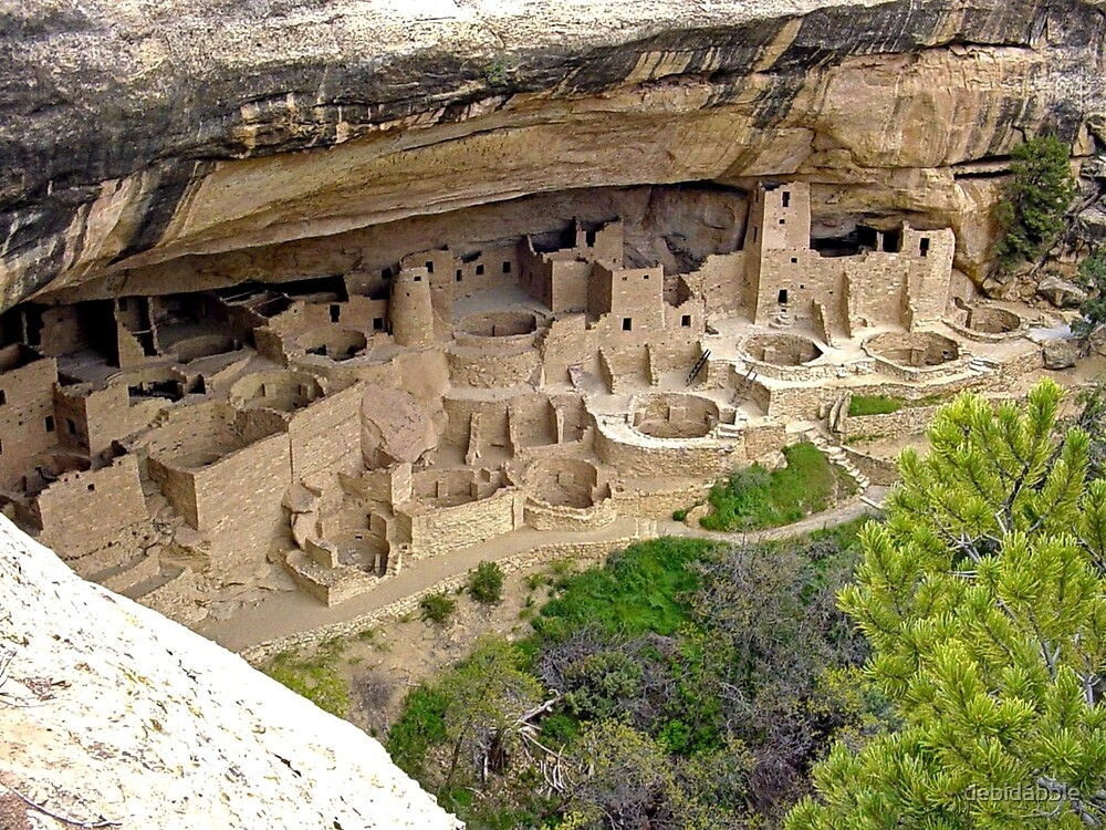 Cliff Palace by debidabble