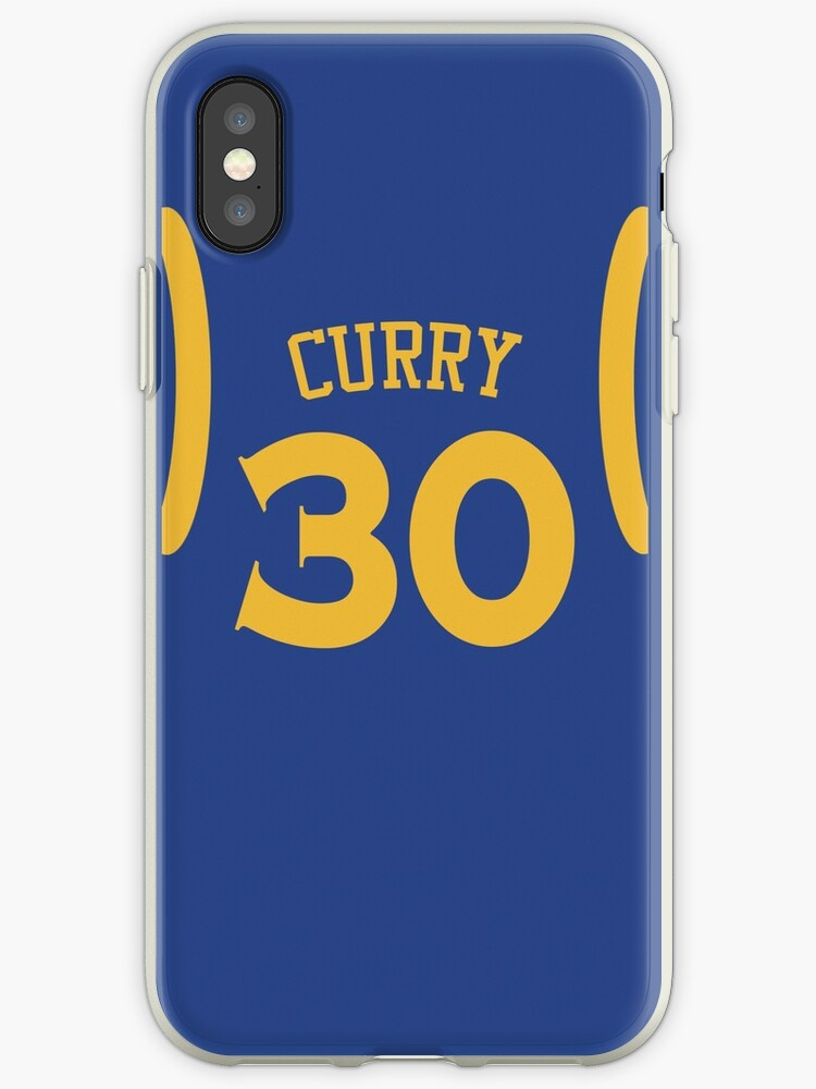 Steph Curry Warriors Jersey von Dylan Wood
