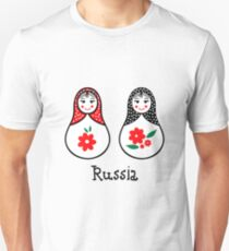 Russian dolls T-Shirt