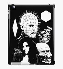 Hellraiser iPad Case/Skin