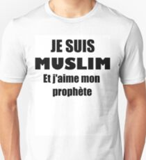 Je suis muslim T-Shirt