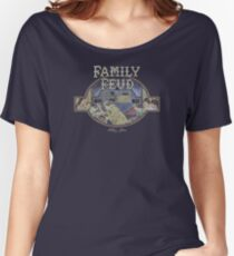 Family Feud Women's Relaxed Fit T-Shirt