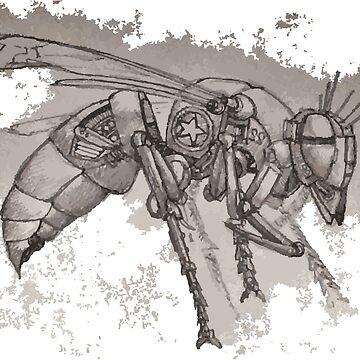 Wasp Machine by vsca