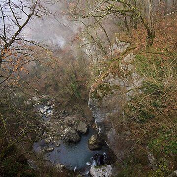 Canyon view by patmo