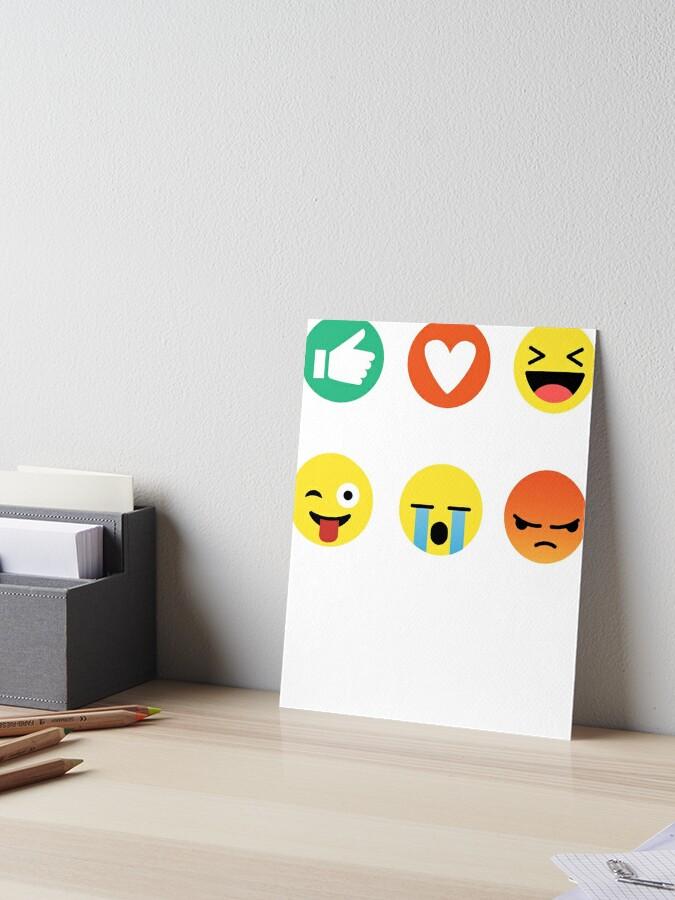 Ich Liebe Fussball Emoji Emoticon Grafik T Shirt Lustige Sport Galeriedruck