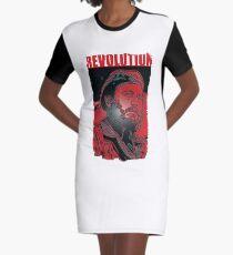 Fidel Castro revolt  Graphic T-Shirt Dress