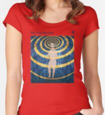 The Time Machine - H. G. Wells Women's Fitted Scoop T-Shirt