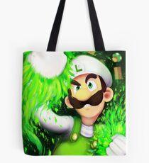 Epic Luigi Tote Bag