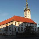 Olomouc Town Hall by Elena Skvortsova
