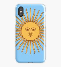 Sol de Mayo- The Sun of May iPhone Case/Skin