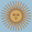 Sol de Mayo- The Sun of May by cadellin