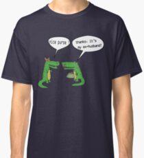 Funny crocodile Classic T-Shirt